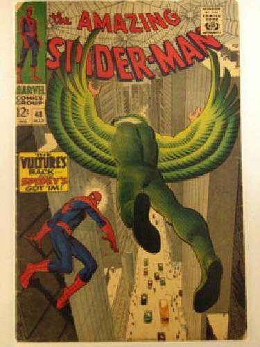 $300 OBO The Amazing Spiderman #48 comic (1st series) 1963