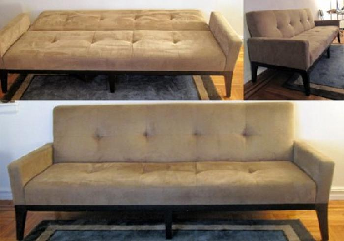 West Elm Sofa Bed White Bed