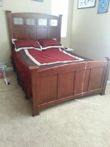 Obowooden bed frame sultan finnvik memory foam mattress for Ikea sultan finnvik