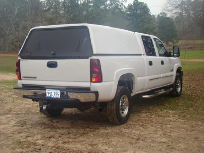 $300 white p/u camper shell 81 inches long by 71 1/2 wide for sale