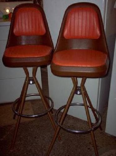 30 2 Retro 1970 S Comfortline Bar Stools For Sale In