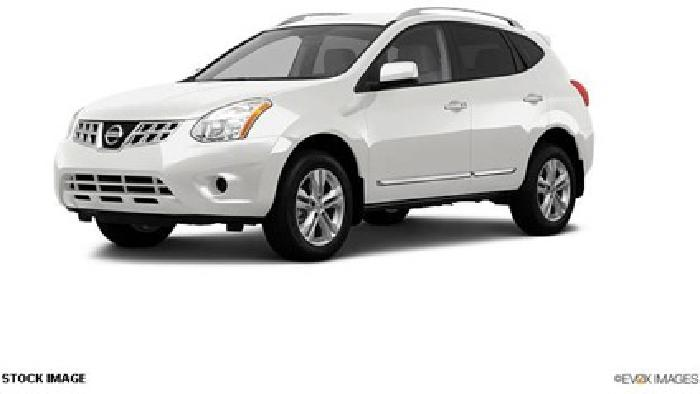 $30,590 2012 Nissan Rogue SL
