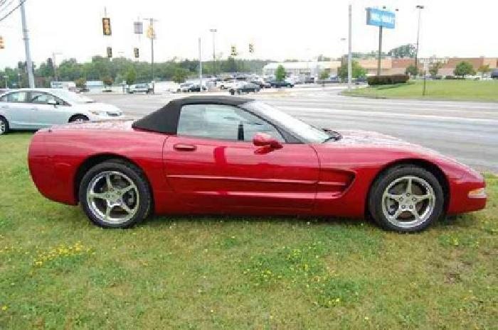 $30,903 2004 Chevrolet Corvette Base
