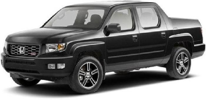 $30,925 2013 Honda Ridgeline Sport