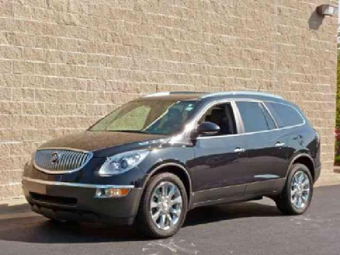 30 995 used 2010 buick enclave for sale for sale in fond du lac wisconsin classified. Black Bedroom Furniture Sets. Home Design Ideas
