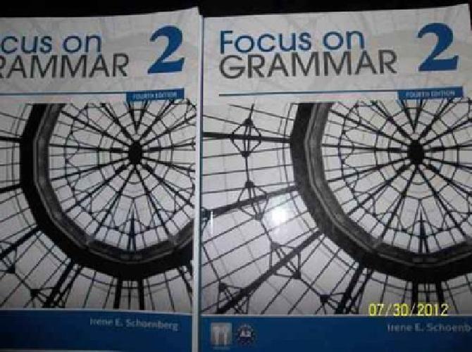 $30 Focus On Grammar (Fourth Edition)
