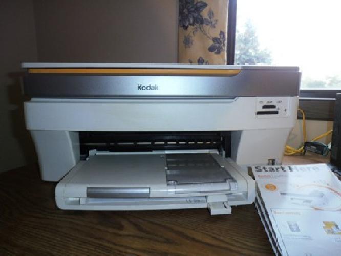 $30 Kodak 5300 All-in-one Printer w/Free Ink & Printhead