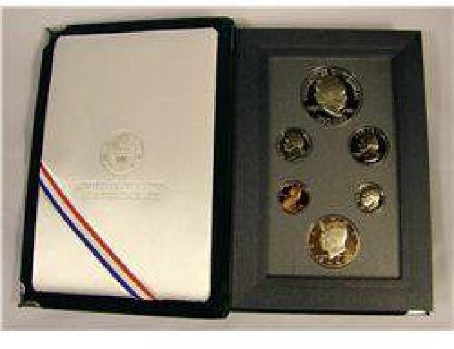 $30 US Mint 1990 Prestige Set