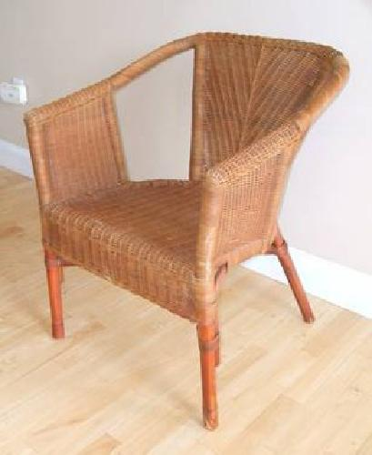 $30 Wicker Chair from Pier One Imports
