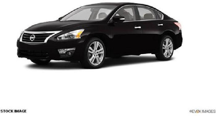 $31,190 2013 Nissan Altima 3.5 SL