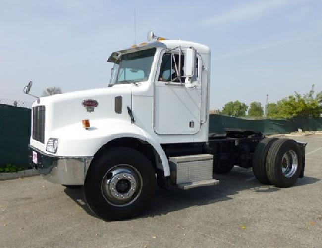 $31,500 2002 Peterbilt 330 Day Cab Tractor for sale in ...