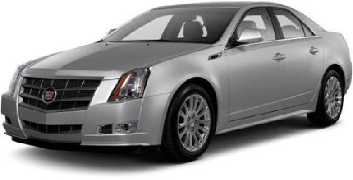 $31,990 2011 Cadillac CTS PREMIUM