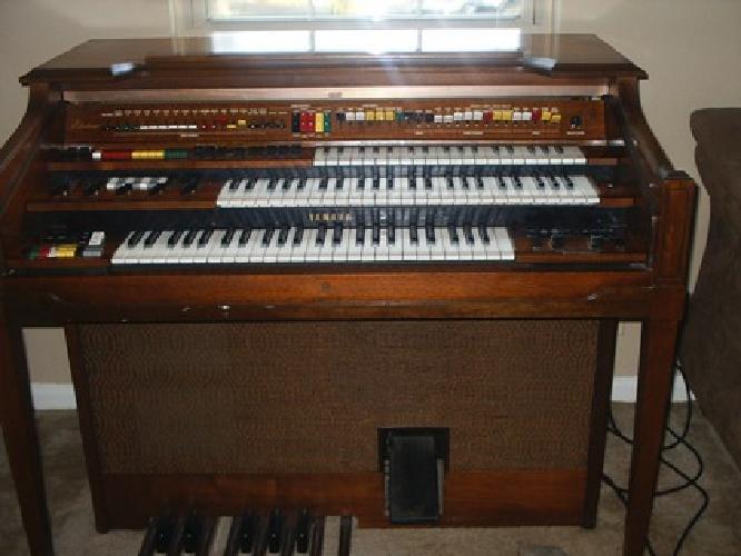 $325 OBO Yamaha Organ