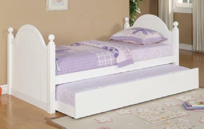 328 kids white twin size bed with pull out trundle for sale in orlando florida classified. Black Bedroom Furniture Sets. Home Design Ideas
