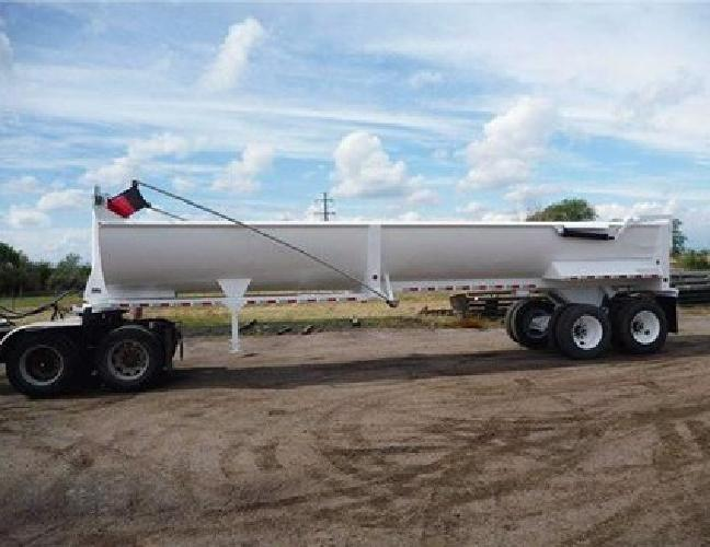 $32,000 2007 CPS Dump Trailers