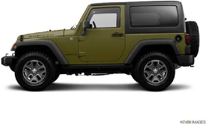 $32,105 2013 Jeep Wrangler RUBICON