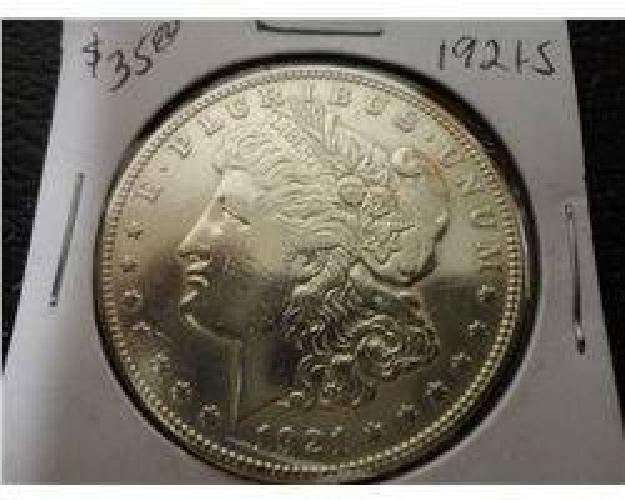 $32 1921-S Morgan Dollar