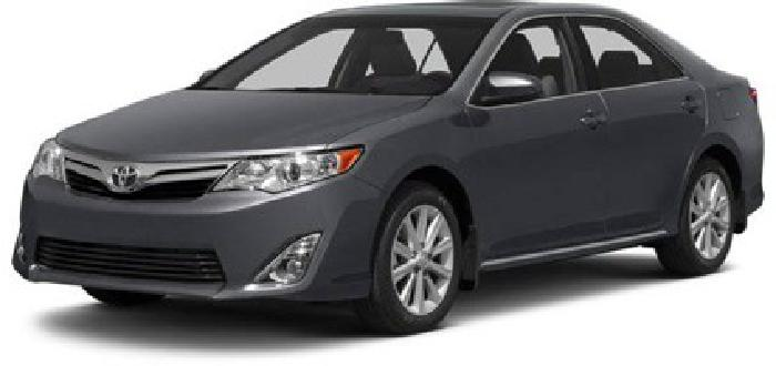 $32,407 2014 Toyota Camry XLE