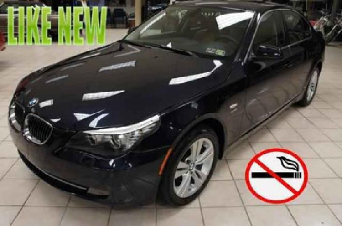$32,895 2010 BMW 5-Series 528I