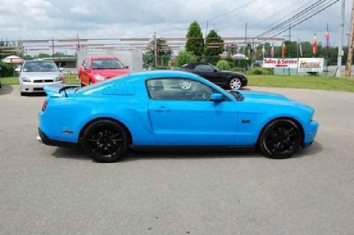 $32,903 2012 Ford Mustang GT Premium
