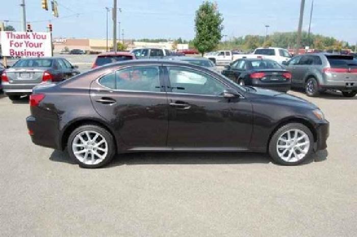 $32,903 2012 Lexus IS 250 250