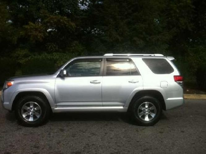 $33,543 2011 Toyota 4Runner SR5