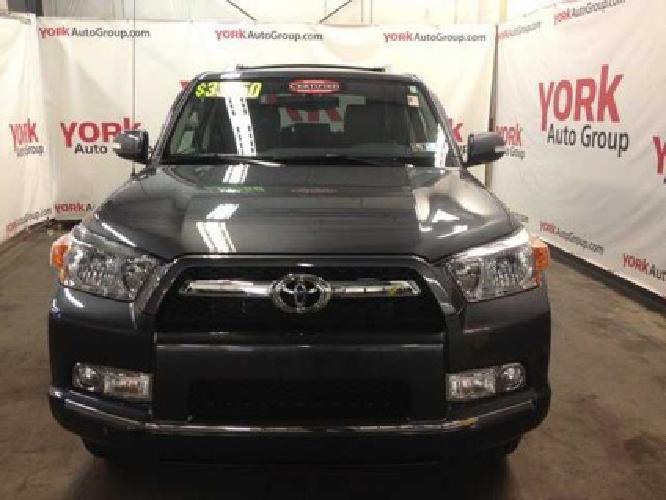$33,950 2011 Toyota 4Runner SR5