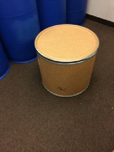 33 gallon fiber drums