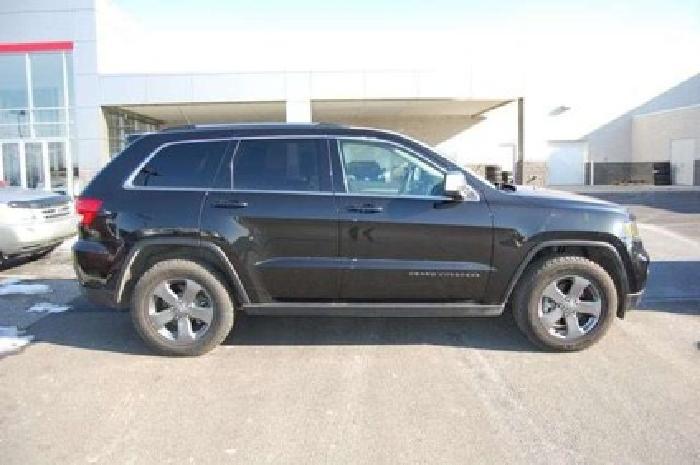 $34,903 2013 Jeep Grand Cherokee Laredo