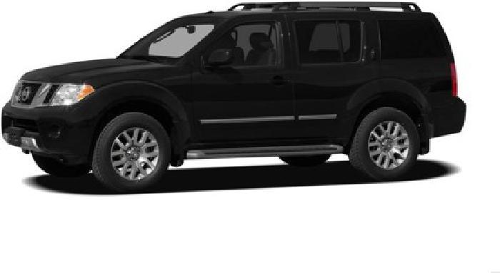 $34,930 2012 Nissan Pathfinder SV