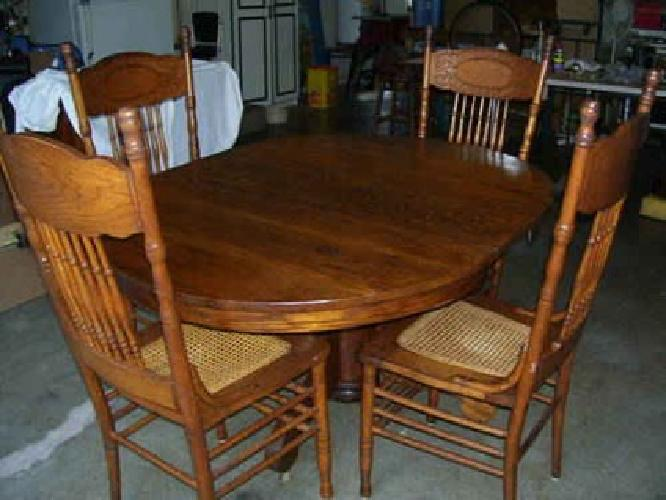 350 Antique Dining Table And Chairs For Sale In Murfreesboro
