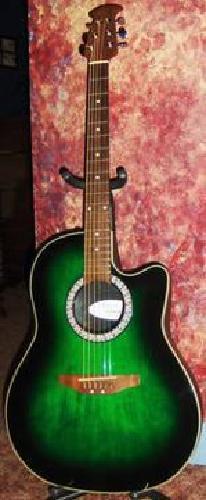 Ovation Acoustic Guitars | Guitar Center