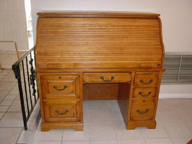 350 Beautiful Roll Top Desk For Sale In Winter Springs Florida Classified