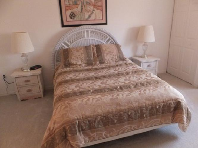 350 bedroom set from pier 1 imports for sale in vero