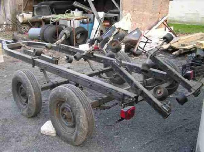 $350 boat trailer (Bristol PA)