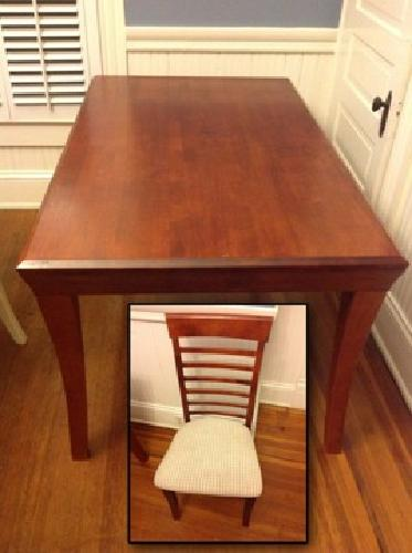$350 Dining room set