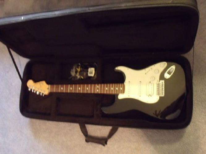 $350 Fender HSS Stratocaster