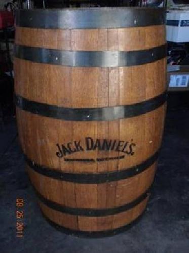 350 Jack Daniel S Oak Whiskey Barrel For Sale In Portland