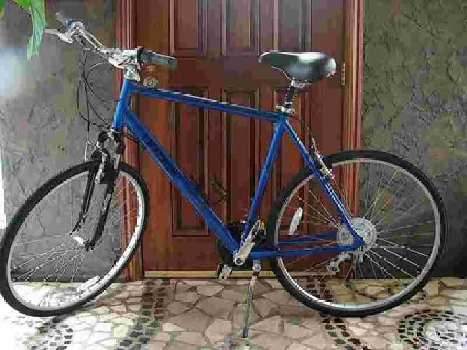 350 like new aluminum gazelle hutch suspension for Mercedes benz bicycle for sale