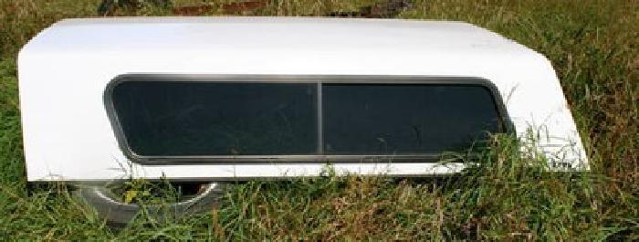 $350 Long Box Truck Cap