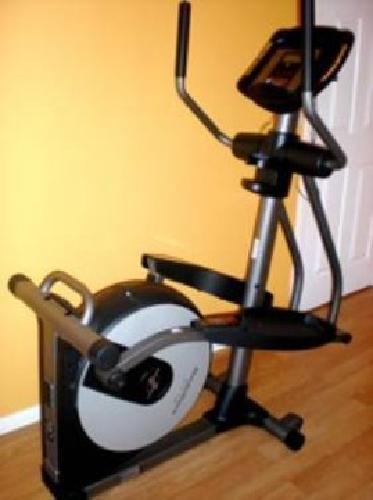 nordictrack e5 si elliptical machine