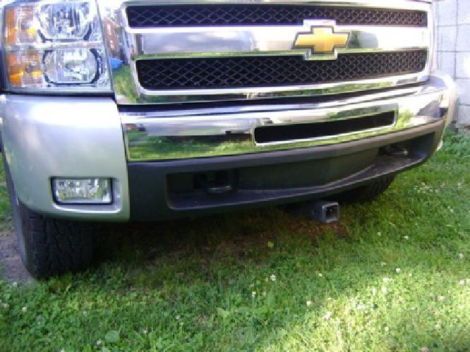 $350 OBO Chevy Silverado bumper front & rear