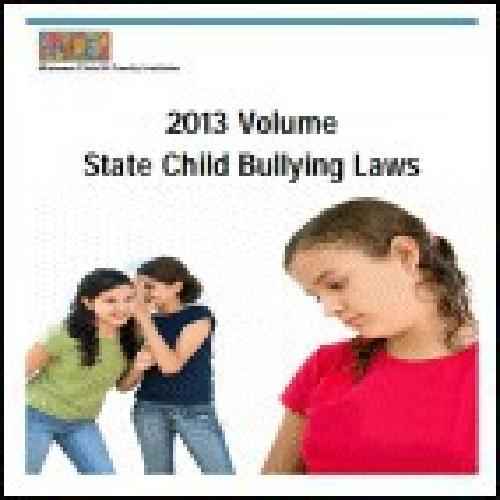 $350 State Child Bullying Laws