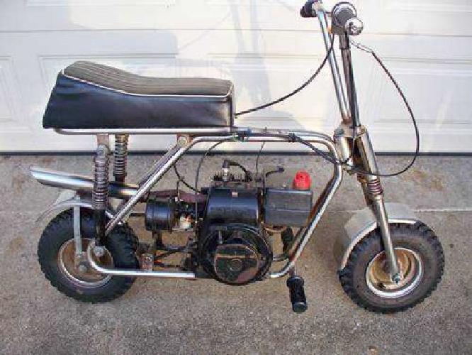 350 Vintage Mini Bike El Tigre With Tecumseh Engine For Sale In