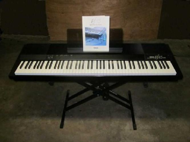 350 yamaha pf85 digital piano midi controller keyboard for Yamaha digital piano controller