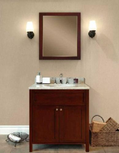 Bathroom Vanity Sale on 357 30  Bath Vanity   Free Matching Mirror For Sale In San Francisco