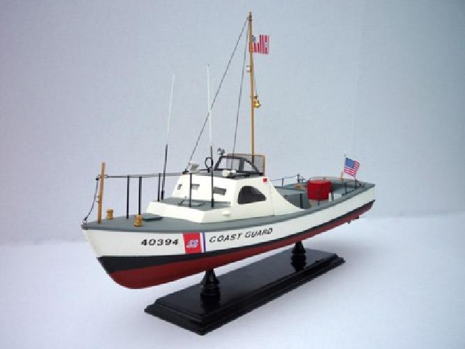 359 Coast Guard 40 Footer Utility Boat Ready To Display