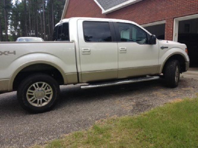 $35,000 2010 Ford F 150 King Ranch 15K miles Garage Kept