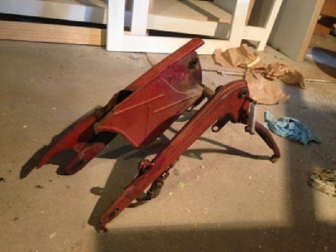 $35 1950's puch (sears allstate) moped kickstand