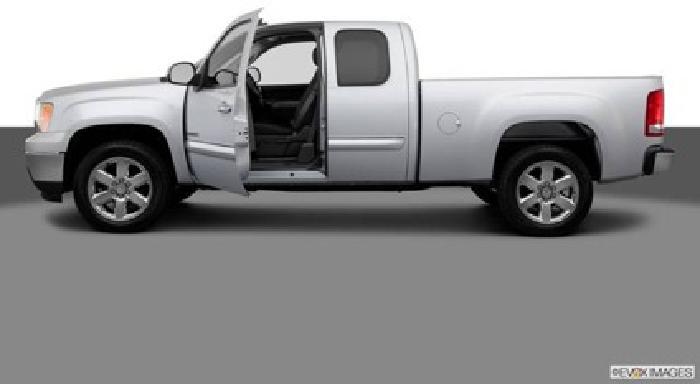 $35,225 2013 GMC Sierra 1500 SLE